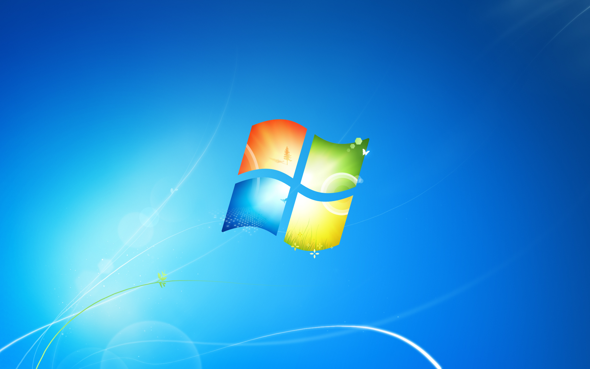 Windows official wallpaper 109560 for Windows official
