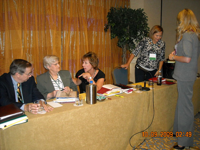 National Panhellenic Conference October 2009 Tampa, FL & Tampa Area Alumnae