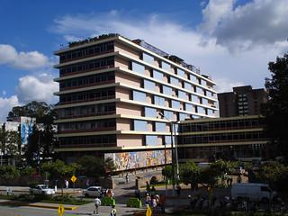 Edificio del IGSS