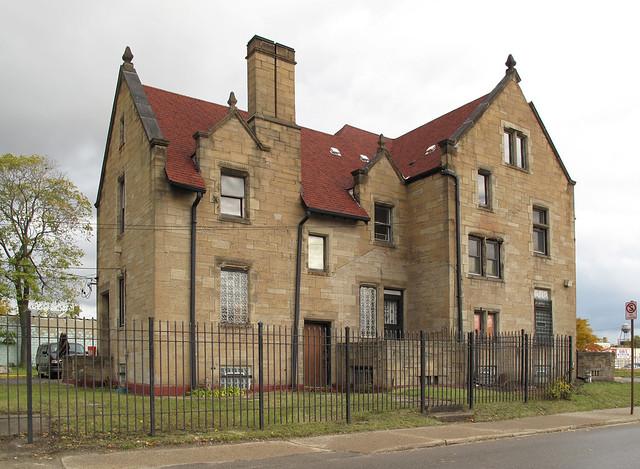 Jacobethan architecture