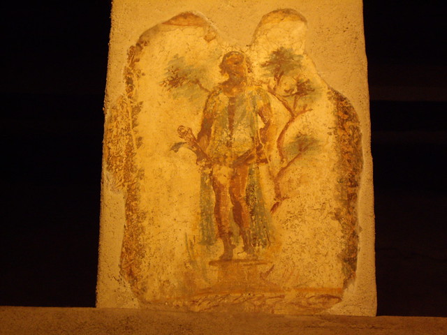 Header of Priapus