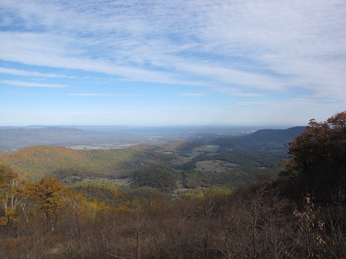 virginia overlook skylinedrive shenandoahnationalpark