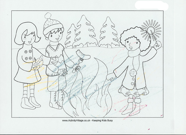 Free Coloring Pages Fawkes Colouring Pages