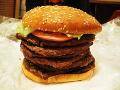 sandwich, meal, breakfast, hamburger, slider, veggie burger, food, whopper, dish, big mac, fast food,