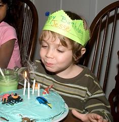 Happy Birthday Jesse