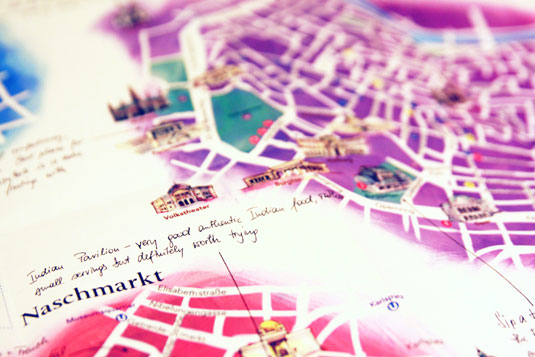 A la Carte Maps, Vienna