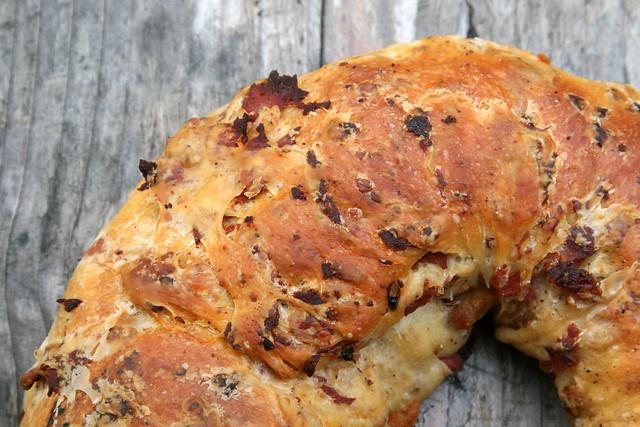 Prosciutto bread from Parisi Bakery, Mott Street, New York   Flickr ...
