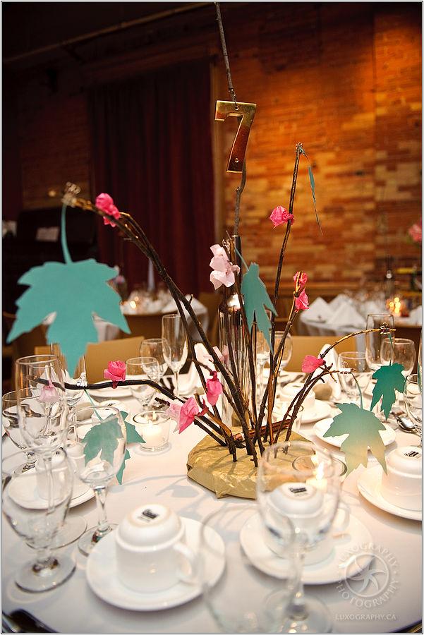 Non floral wedding centerpieces offbeat bride
