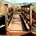 Small photo of Foot Bridge On the Devil's Backbone Trail