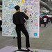 ImageThink Graphic Recording at General Electric Booth by Scott Beale