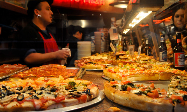pizza new yorker