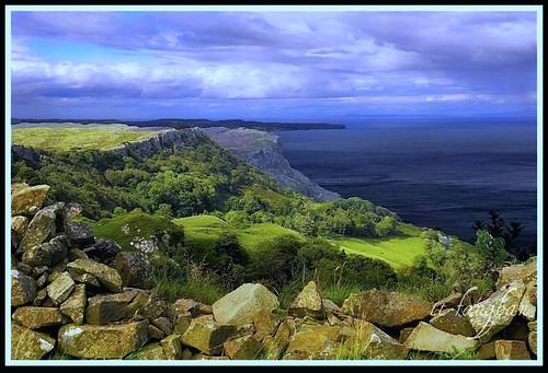 ireland landscapes fairhead murloughbay abigfave