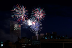 4th of July Fireworks - Albany, NY - 09, Jul - 08 by sebastien.barre