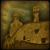 Storm Watch on La Pedrera by egold.