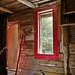 Mining cabin interior