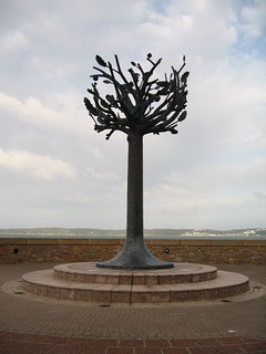 Freedom Tree, St Helier, Jersey