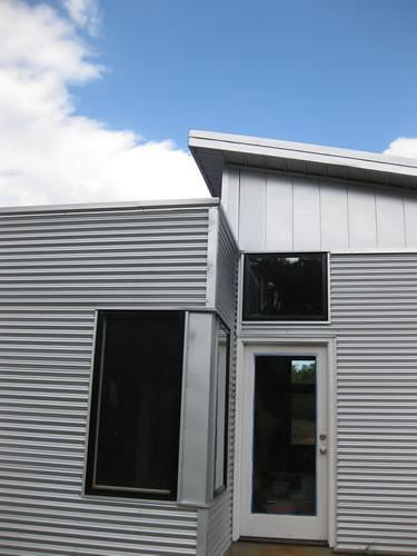 Modern prefab kit homes in new england for New england kit homes