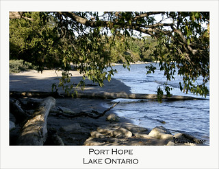 Port Hope, Lake Ontario