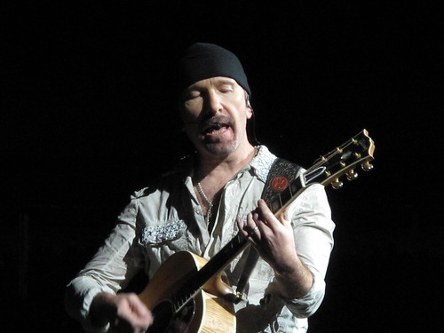 The Edge - U2 360 Tour