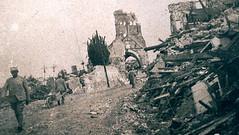 2éme bataille de la Marne - Torcy en Valois - Contre-Offensive  de 1918, la reprise (photo VestPocket Kodak Marius Vasse 1891-1987)