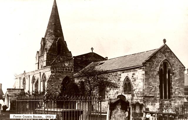 Church of Saint Nicholas, West Bolden