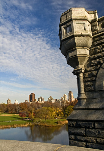 Belvedere in Central Park by Alida's Photos
