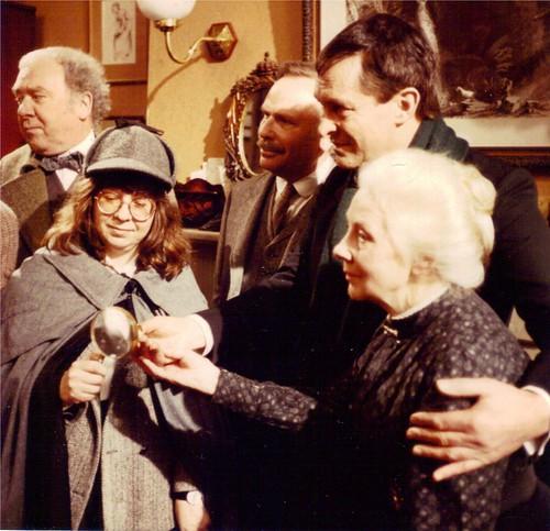 18 December 1987 - Freddie Jones, Jean Upton, Edward Hardwic