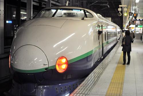 Tohoku Shinkansen, JR-EAST 200