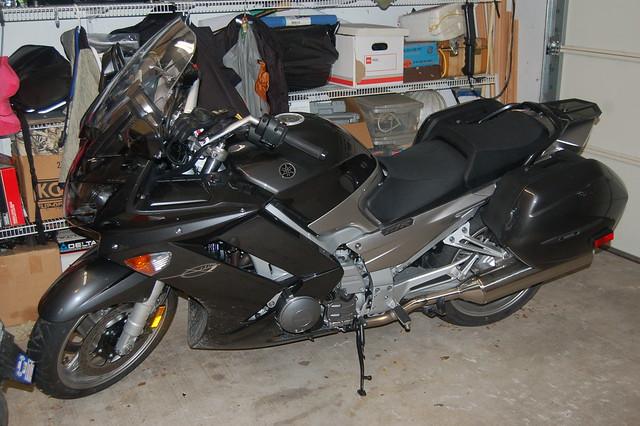 Yamaha R Austin Racing Exhaust