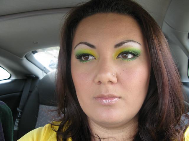 Mehron Yellow Face Paint
