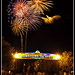Fireworks at Andrews Park by cyberdoug