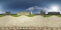 Pavilions of the Château de Vincennes (3rd take)