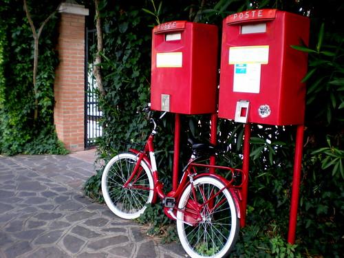 .....la bicicletta trallallerullàà...... by *estella*