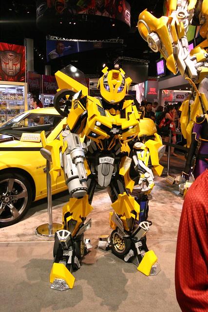 Movie Bumblee - Transformers