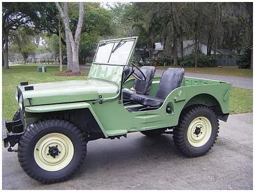 Willys Cj2a A Gallery On Flickr
