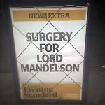 Surgery For Lord Mandelson