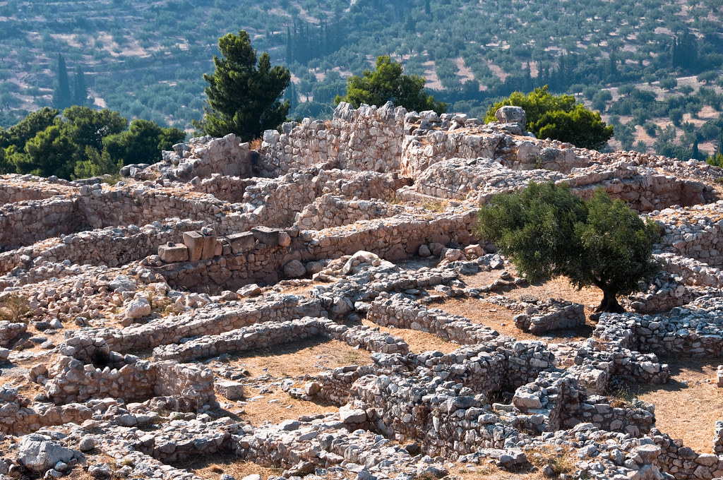 Mycenae Palace