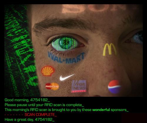 ROBOT de las multinacionales: Verichip y agenda de Nicholas Rockefeller Siglo XXI