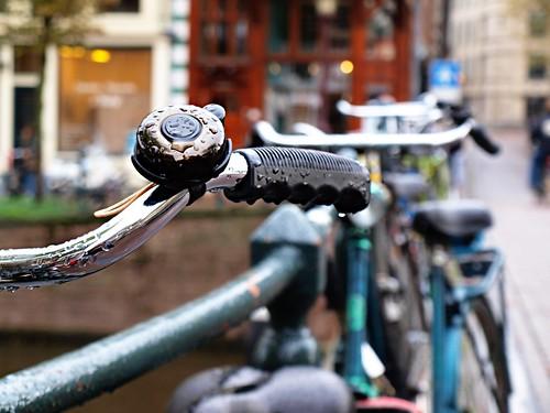 Amsterdam bikes by dranidis