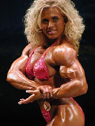 Women's Body Building