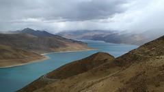 Tibet 2009 - Yamdrok Lake