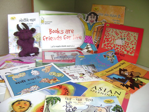 Pratham Books Speaks in Eleven Languages