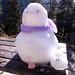 20091218-20玉山主峰(台科大EMBA班)有玉山的雪景