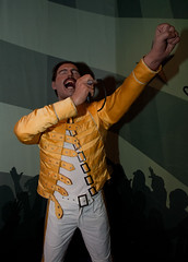 Freddy Mercury - Madame Tussauds - Amsterdam