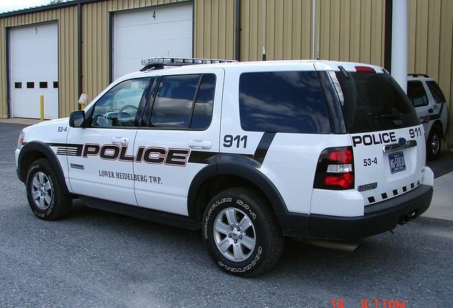 Lower Heidelberg Township Pennsylvania Police Flickr