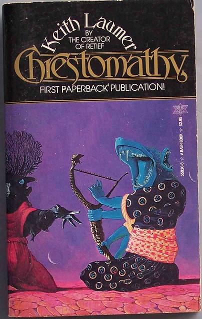 Header of chrestomathy