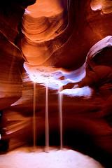 ...like sand through an hourglass...