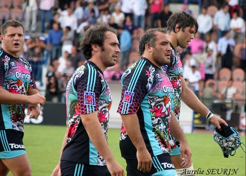 Stade Français - Montpellier 29 août 2009
