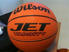 Wilson Jet varsity mini-basketball