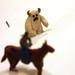 Wampa Cowboy Jedi by jonpon3